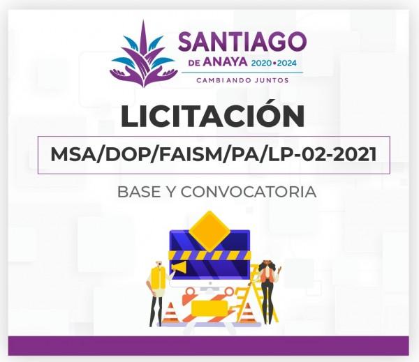 Licitación 2021